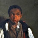 No images of Romon exist.  This painting from around 1844 depicts a young boy who was a stowaway on a ship traveling from North America to Liverpool, England. Image courtesy of National Museums Liverpool. http://www.liverpoolmuseums.org.uk/ism/collections/legacies/windus_black_boy.aspx