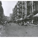 Orchard Street on the Lower East Side. Photography Collection, Miriam and Ira D. Wallach Division of Art, Prints and Photographs, The New York Public Library, Astor, Lenox and Tilden Foundations.