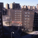 Public Housing in Brownsville, Brooklyn. New York City Housing Authority, The La Guardia and Wagner Archives, La Guardia Community College/The City of New York.