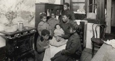 The Gordons were one of many families who struggled with poverty in New York during the Progressive Era